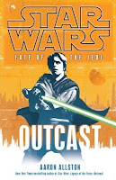 Outcast,Aaron Allston, star wars,Fate of the Jedi