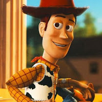 Sheriff Woody, toy story