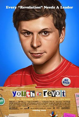 youth in revolt, poster, image, cover, film, movie, dimension, payne, michael cera