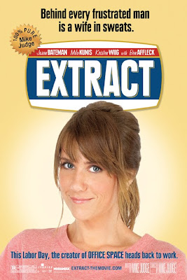 extract, kristen wiig, movie, film, poster, images, front cover