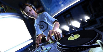 dj hero, screen shot, image, xbox, wii, nintendo, video, game
