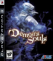 demon's souls, cover, poster, image, video, game, ps, sony, playstation