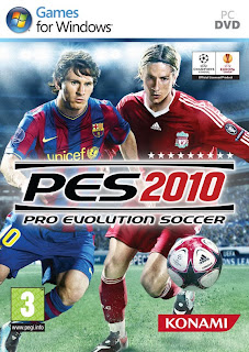 pro evolution soccer, 2010, video, game, pc, xbox, ps