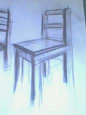 lukisan mggunkn Arang