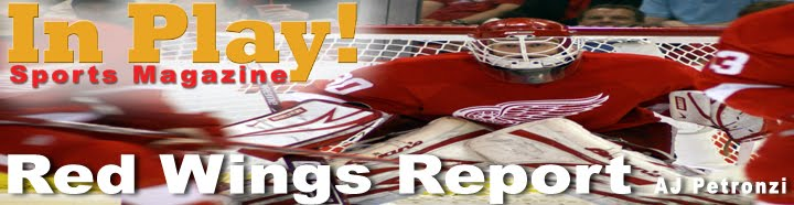 Detroit Red Wings by In Play! Magazine