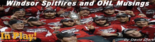 Windsor Spitfires by In Play! Magazine