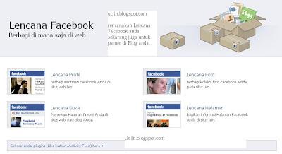 membuat blog | menampilkan Facebook pada blog  | tutorial blog terbaru