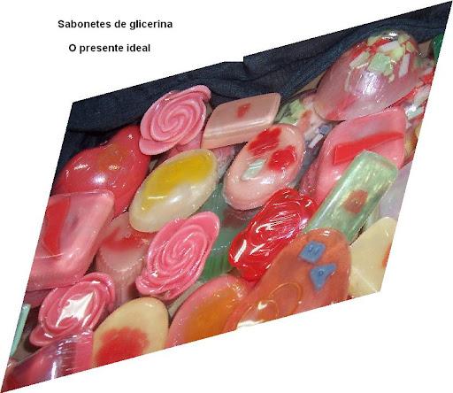 SABONETES GLICERINA- ARTESANAIS- HANDMADE SOAP