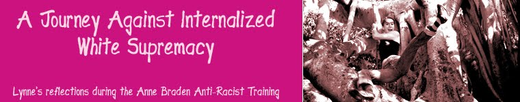 A Journey Against Internalized White Supremacy