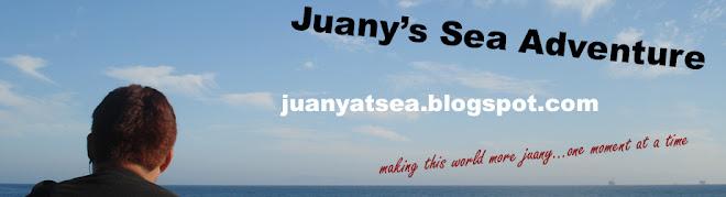 Juany's sea adventures