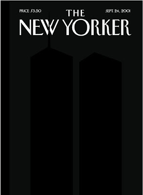 The New Yorker Cover 24 September 2001