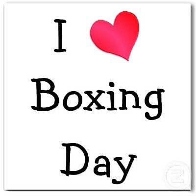 Happy Boxing Day 2010