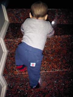 adım adım merdiven meselesi…