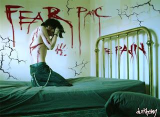 O pânico, o desespero e a dor de alguém que não pode mais esperar