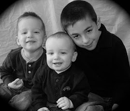 My boys....   January  2010