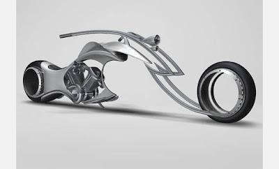 Swordfish Motorcycle Concept