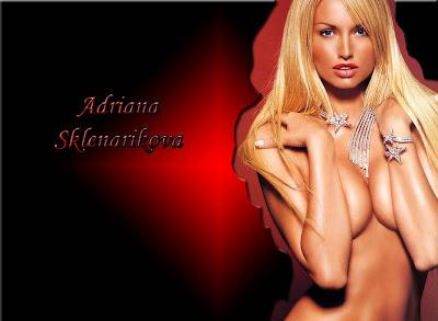 Adriana Sklenarikova Hot Naked Image