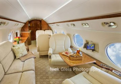 Interiors Of The Most Expensive Private Jets  FunKingdom