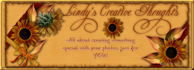 Lindy's Creative Thoughts