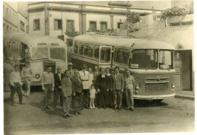VÍDEO GUAGUAS Y GUAGÜEROS - Fotos antiguas