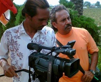 Chhollywood Cameraman & Makupman