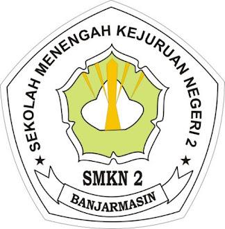 Logo Smkn 2 Banjarmasin