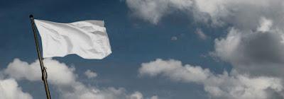 vit flagg