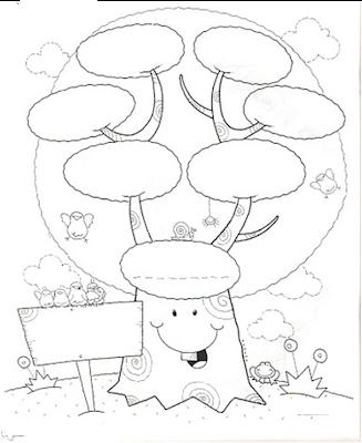 Los niños y la Biblia: Árbol de los sueños.Letreros para promover ...