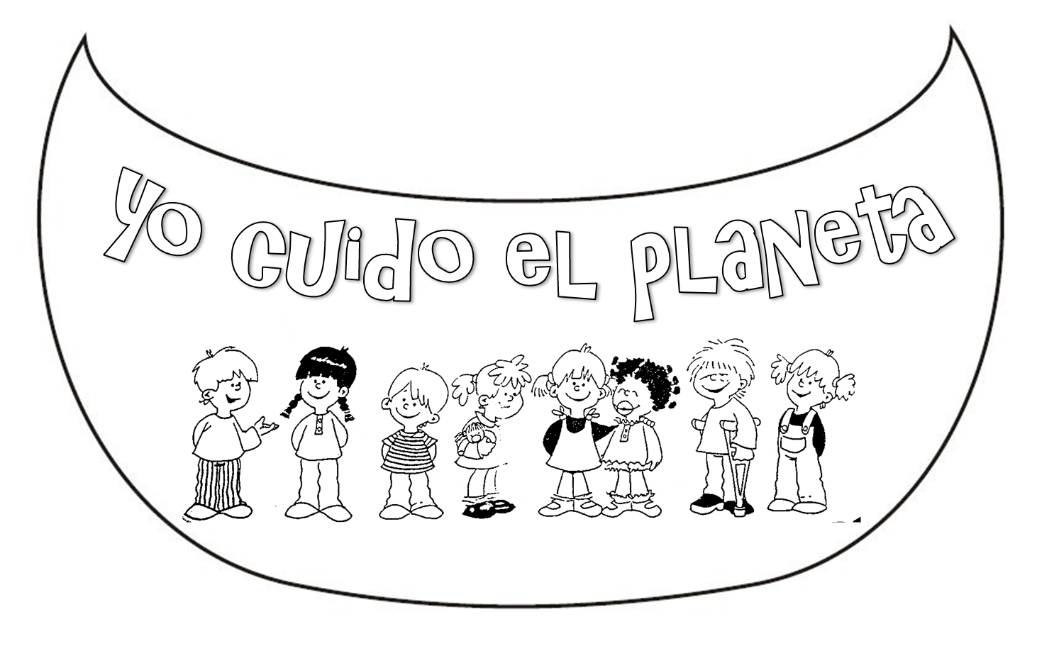 """Los niños y la Biblia: Viseras Ecológicas. Proyecto """"Cuida Tu ..."""
