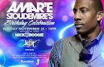 Amar&#39;e Stoudemire&#39;s Birthday