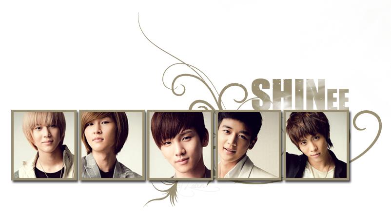 SHINee Trend