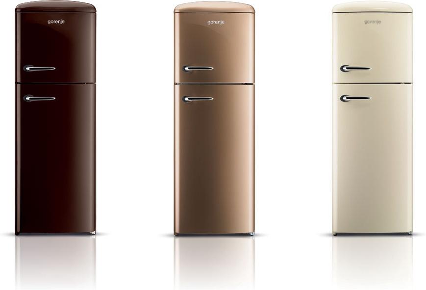 Retro and modern refrigerators big chill - Bland Mormors G 246 Mmor Kyl Och Frys