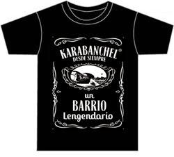 Kamiseta Karabanchelera !!
