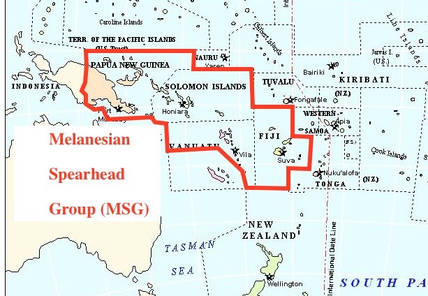Cultural Disparity and Political Solidarity in the Melanesian Island
