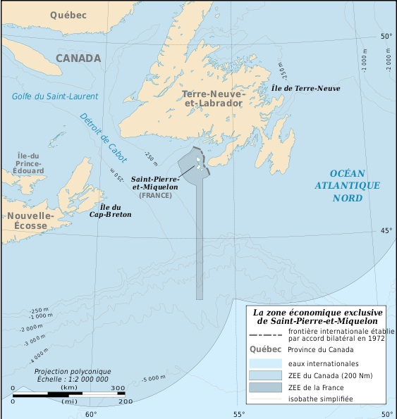 The Basques of Saint Pierre and Miquelon GeoCurrents