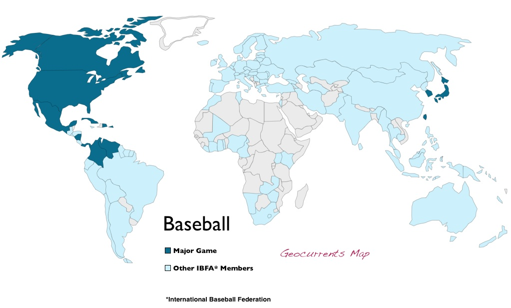 Geocurrents maps of the world world regions geocurrents baseball around the world gumiabroncs Gallery