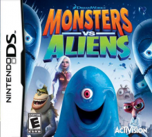 Monsters Vs Aliens (U)