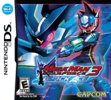 Mega Man Star Force 3: Black Ace (U)