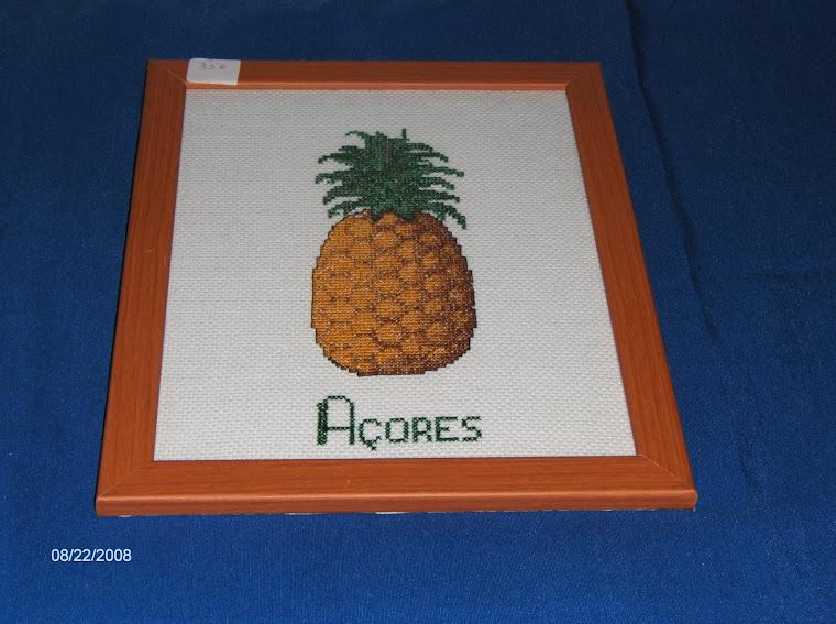 Quadro de ananás 25€