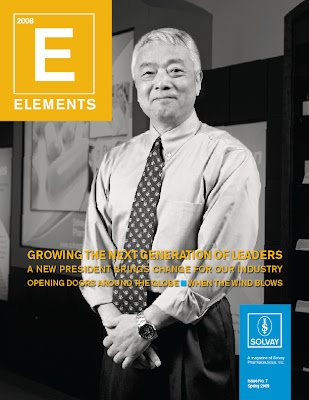 Elements Magazine cover photographed by Andrew Hughes