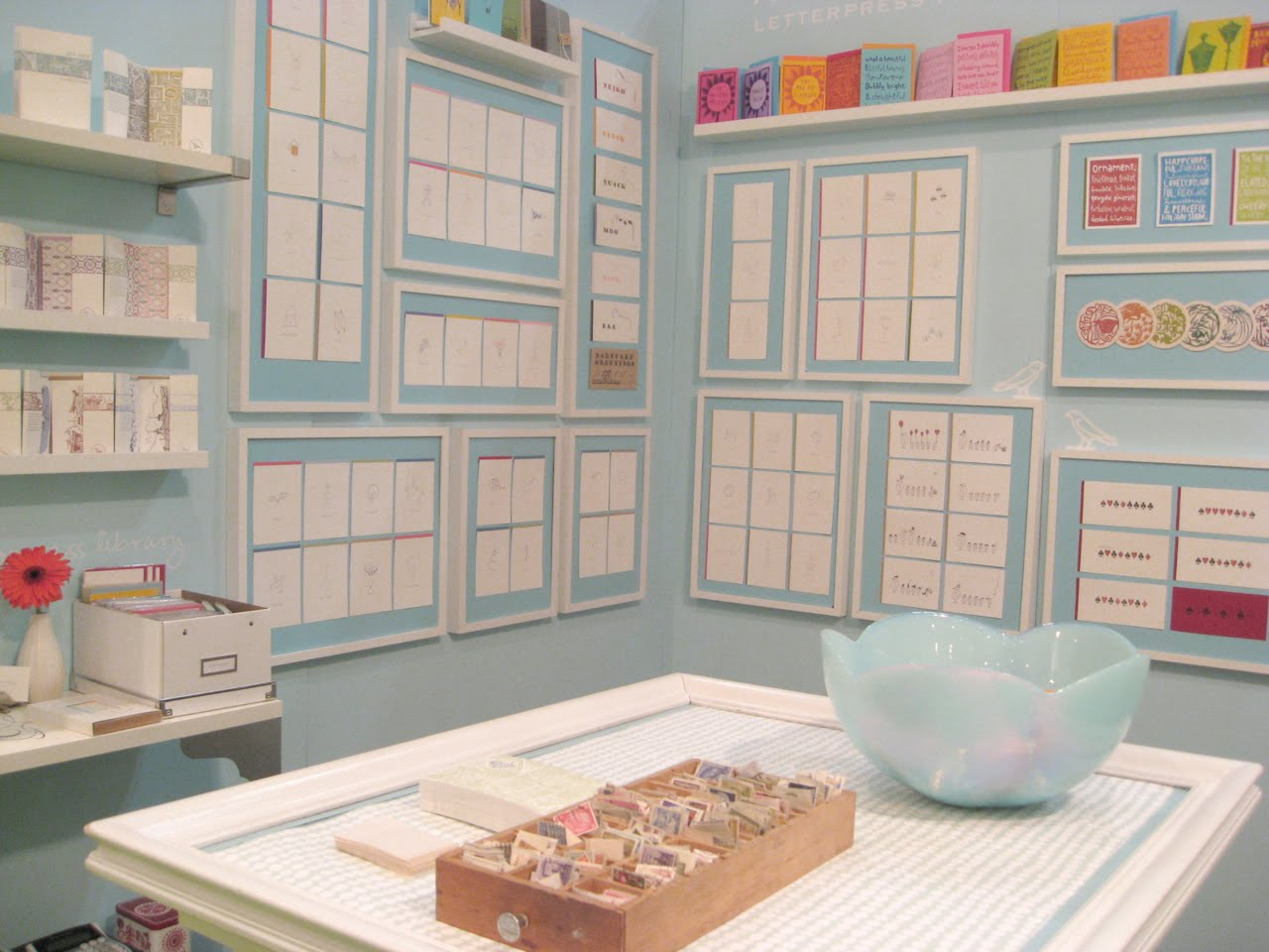 National Stationery Show In New York City