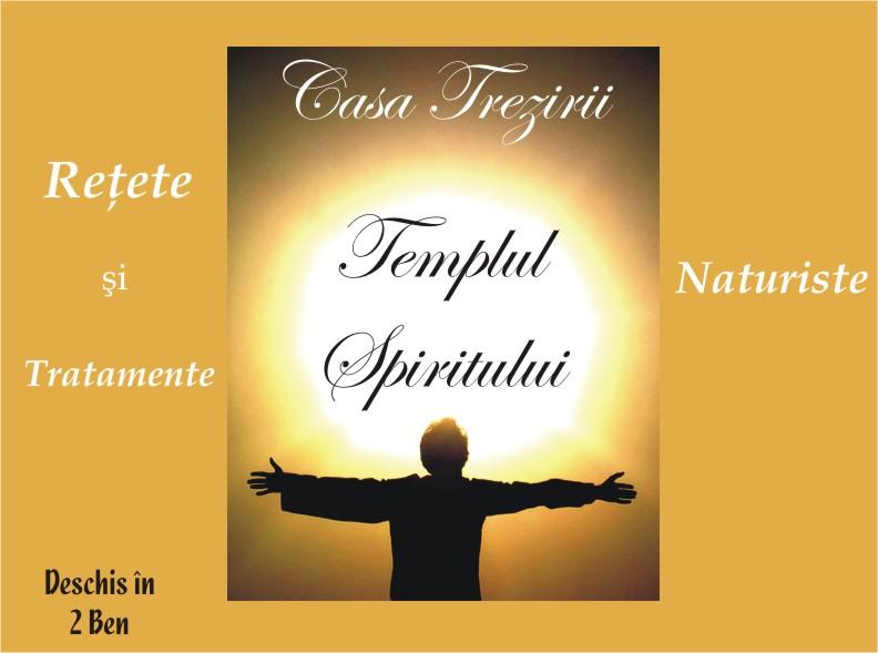 Casa Trezirii Templul Spiritului
