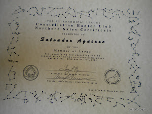Club de Cazadores de Constelaciones.