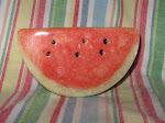 Alabaster Watermelon Slices
