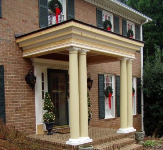 Between Naps on the Porch: Front Porch Addition or Renovation ...