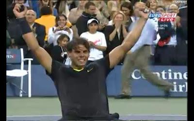 Rafa Nadal gana el US Open, el tercer Grand Slam que conquista de forma consecutiva y el noveno de su carrera