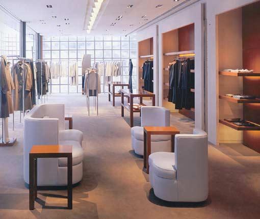 lojas de decoracao de interiores em leiria:Decoração de Interiores: LOJAS DA ALTA COSTURA EM TOQUIO (JAPÃO)