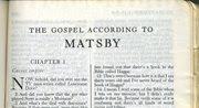 MyRegisBlog According To The Scriptures