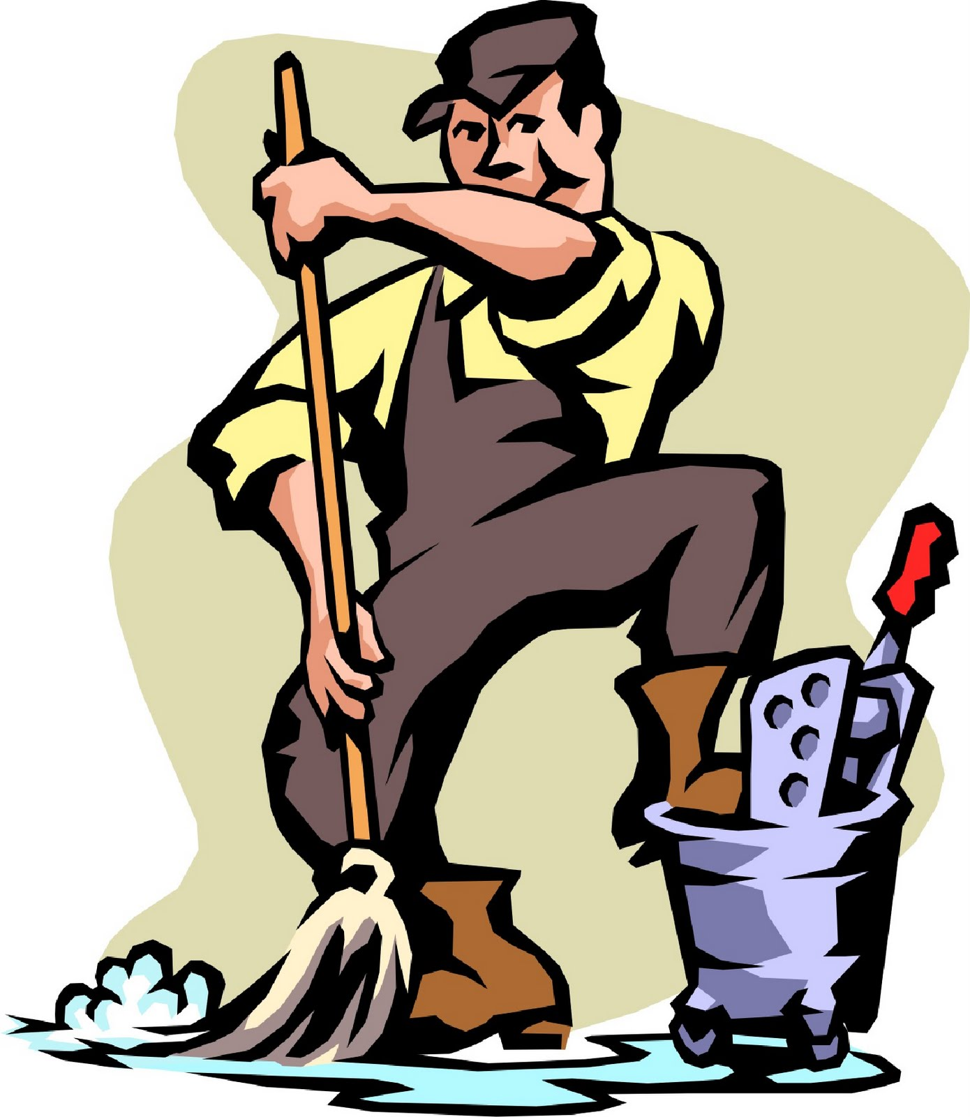 House Cleaning House Cartoon House Cleaning Lady Pictures