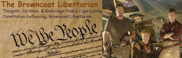 The Browncoat Libertarian